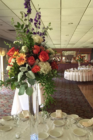 Wedding Services, Rockcastle Wedding Flowers